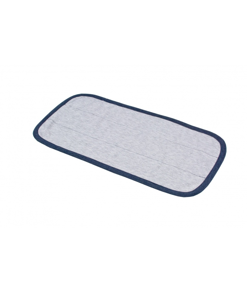 Changing mat color: grey and navy