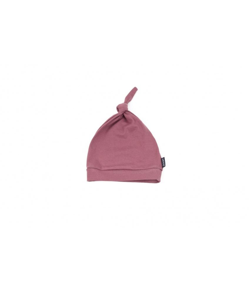 Baby cap Organic 2-4m color: maroon