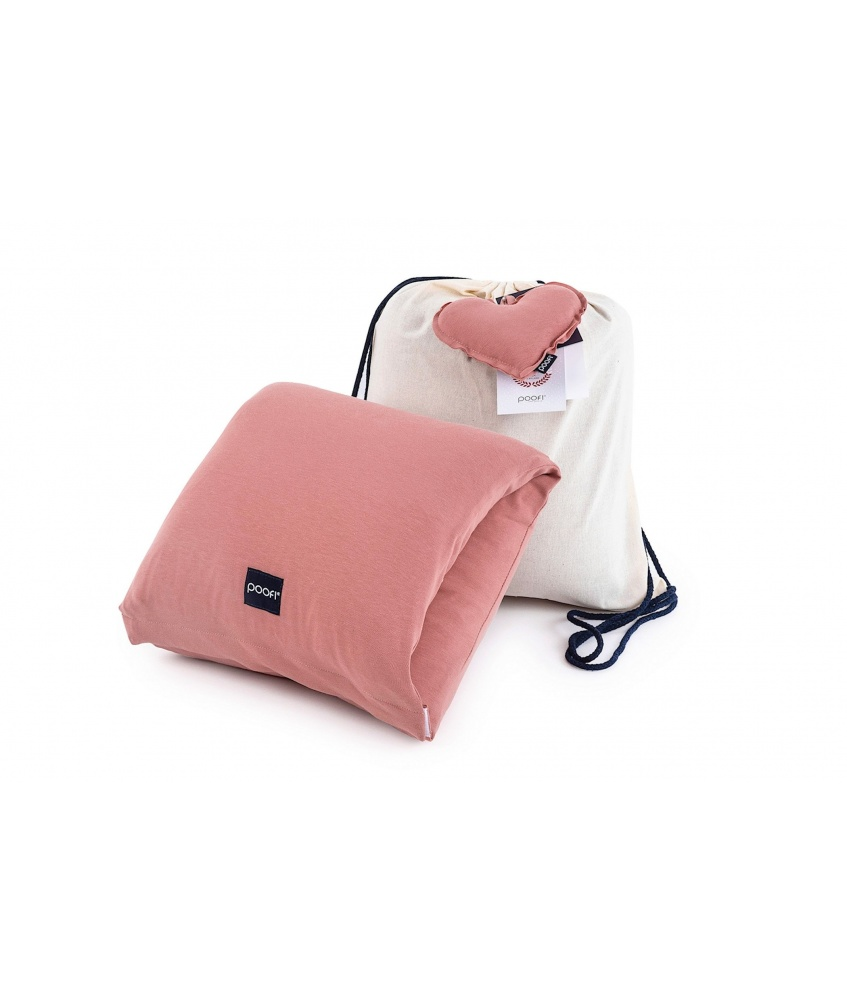 Nursing pillow - arm band color: herbal rose