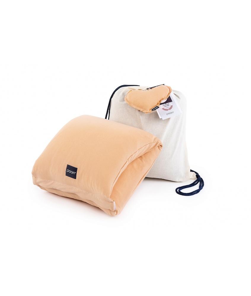 Nursing pillow - arm band color: apricot