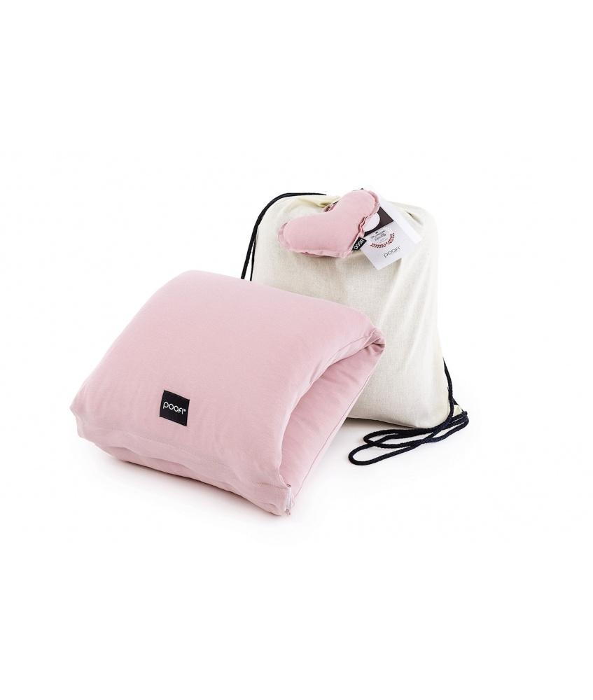 Nursing pillow - arm band color: peony