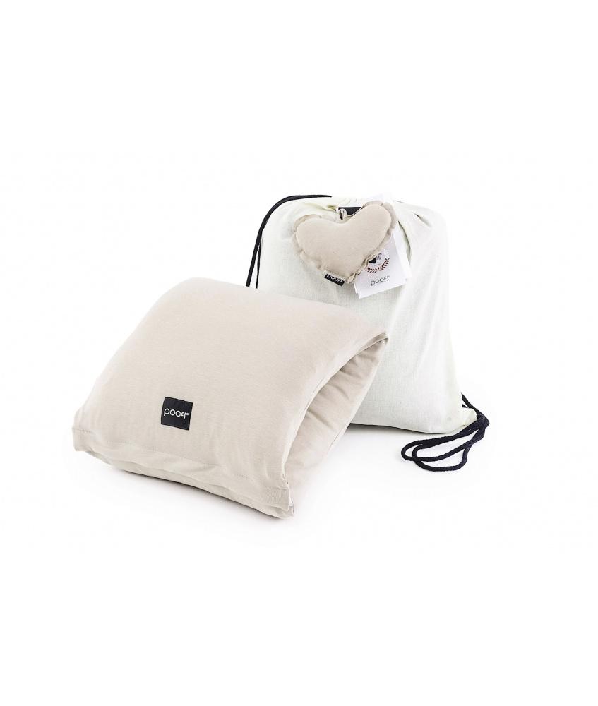 Nursing pillow - arm band color: latte