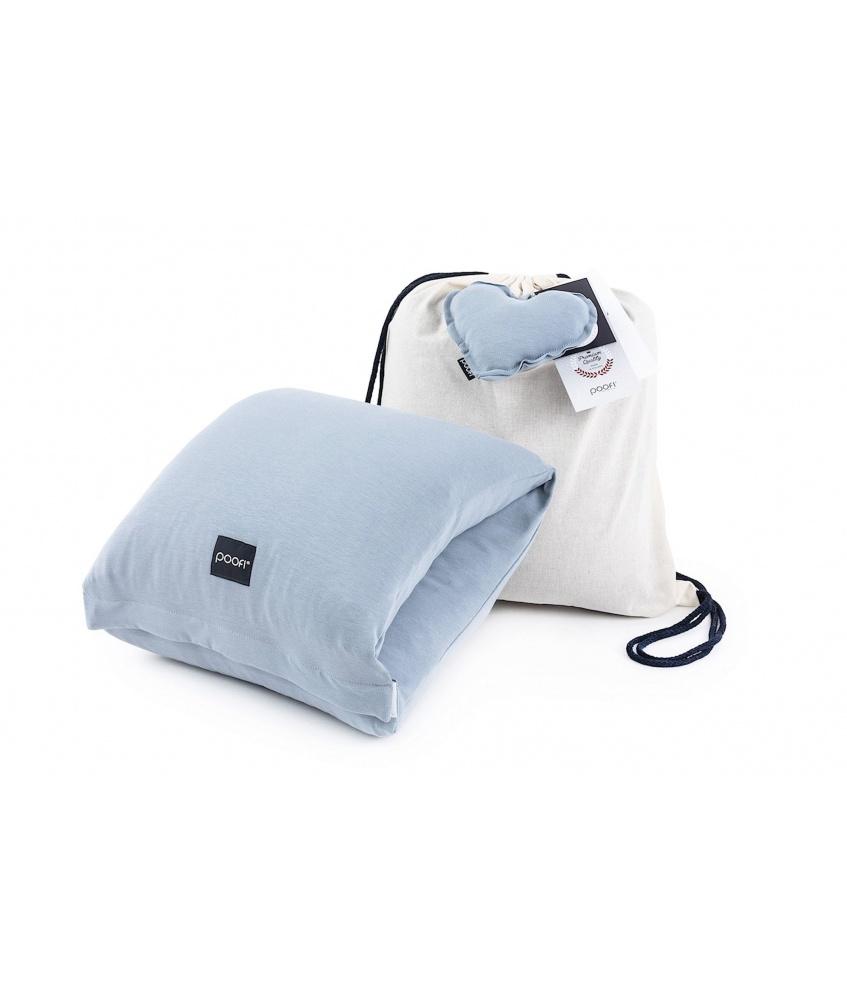 Poduszka do karmienia na rękę kolor: dusty blue