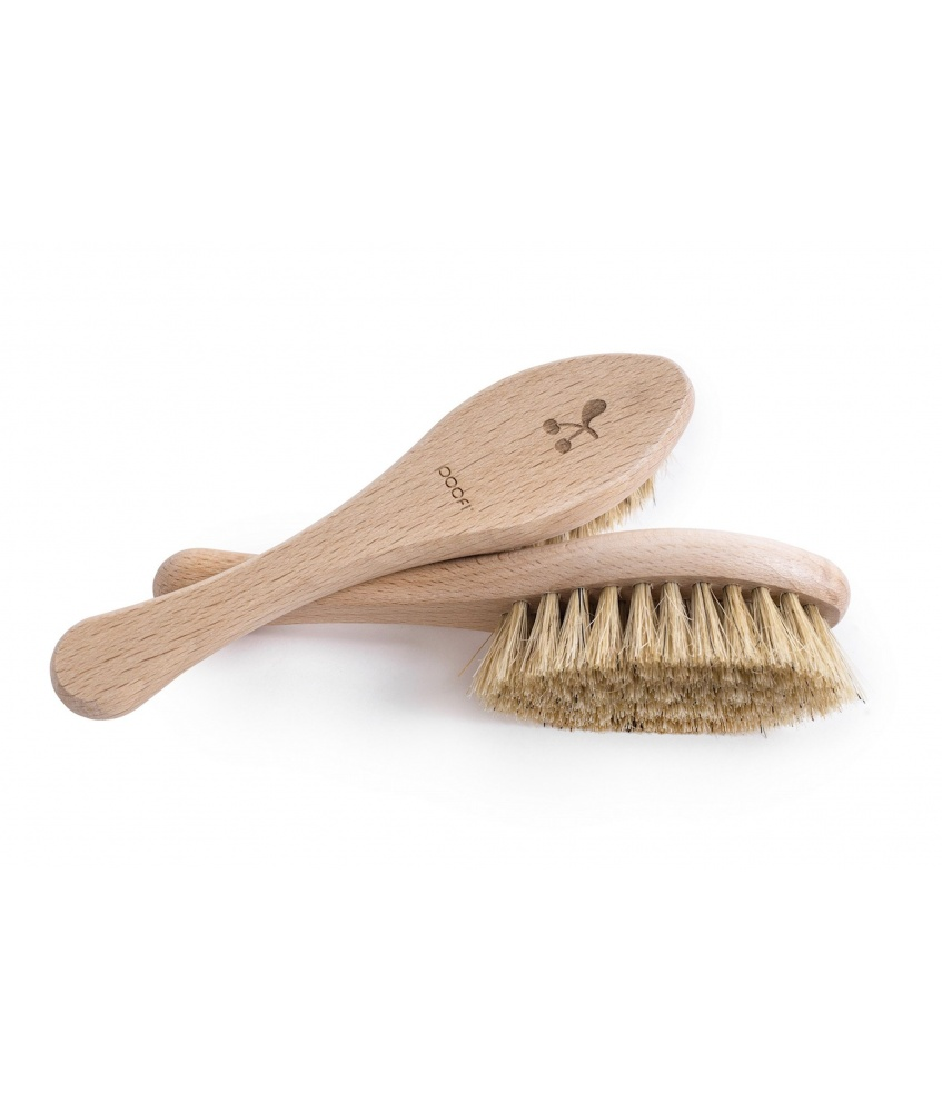 Cradle Cap Baby Brush