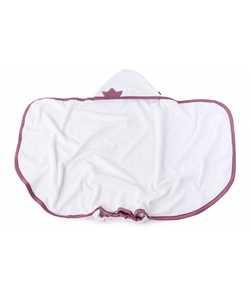 Towel Princess color: mauve