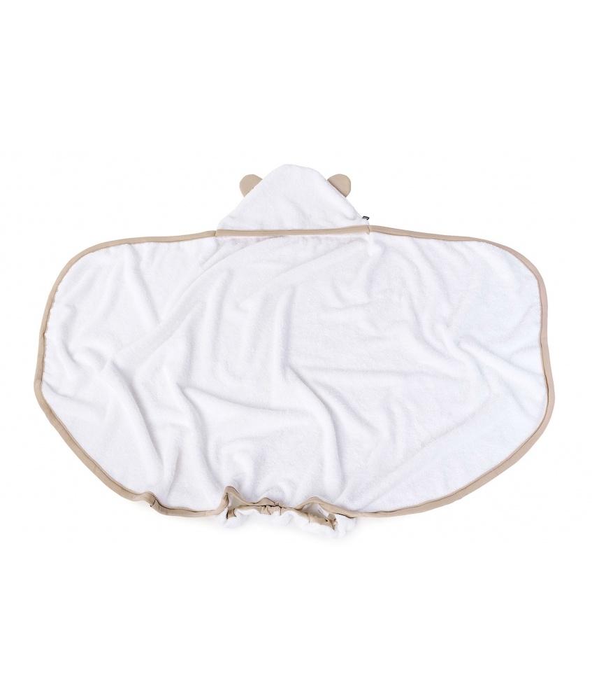 Towel Teddy color: nugat