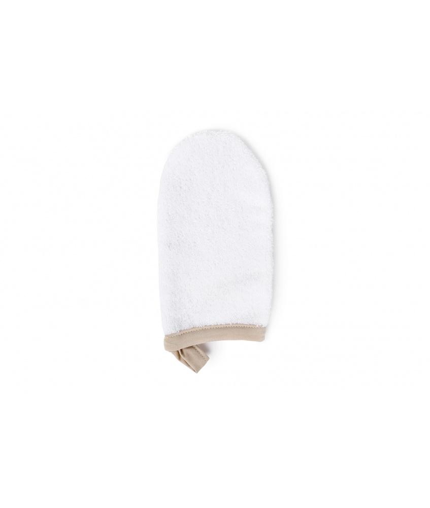 Wash glove color: nugat