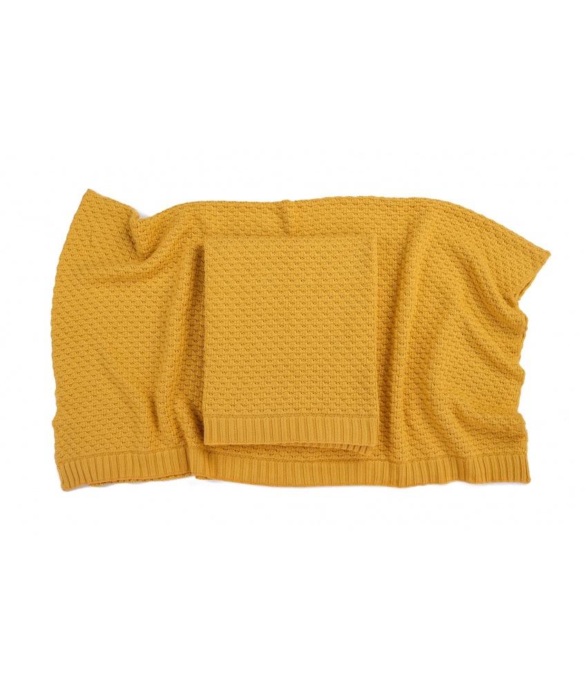 Bamboo blanket color: honey